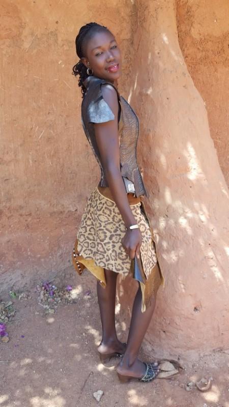 Guerrière Lady